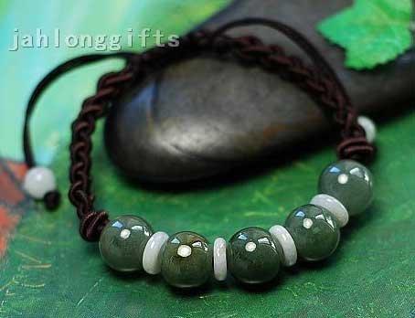 Natural Jade bracelete frisado Bangle Charme Jewlery Unique Gift Feminina Atacado 24pcs um lote Frete Grátis(China (Mainland))