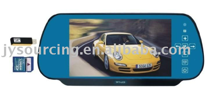 "7"" Car rear view monitor(China (Mainland))"