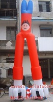 8M Inflatable air dancer