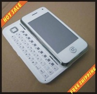 Free shipping new arrival 3.2 inch Touch mobile phone cellphone wifi java TV mobile phone v911 v902