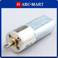 @ factory price!! Micro DC 12V 120RPM Geared Box Motor - 2.8kg Torque (OT378)