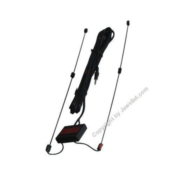 Super Deal Car Analog TV Antenna with amplifier Good receiption of signal