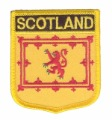 client's design are welcome,SCOTLAND patch,merrow border edge,100pcs/plastic bag, PVC backing,guarantee100%,fee shipping