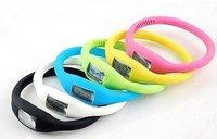 Fashion Wrist sport Watch 1ATM waterproof silicone watch(OPP bag)
