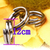 Freeshipping Nickel Plated Jump Ring Connector 6X4mm   a2269 --20