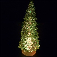 20pcs/lot 16cm tall Christmas tree  christmas decoration light, Christmas Gift,
