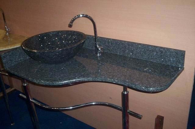 Vier en pierre de salle de bains magasin darticles for Evier de salle de bain en pierre