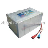 48V20AH E-Bike Battery with charger 54.6V2A