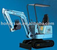 Mini excavator DS09