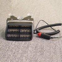 New 18 Leds Flashing Strobe warning light use in Rain Wholesale& Retail [CL1]