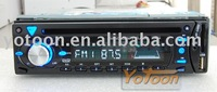 YOTOON CAR DVD / Car In Dash one Din DVD/CD/MP3/USB/SD CARD AM/FM PLAYER+AUX INPUT