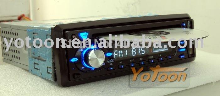 ShenZhen Yotoon Technology CO. CAR 1 DIN DVD / Car In Dash 1 Din DVD/CD/MP3/USB/SD CARD AM/FM PLAYER+AUX INPUT / CAR 1 DIN DVD /(China (Mainland))