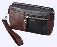 Genuine leather leisure handbag free shipping