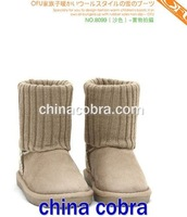 kids snow boots (top quality)