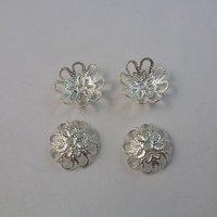 1500 pcs/lot metal bead caps Free shipping wholesale