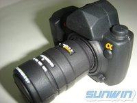 New design camera U disk USB 8GB G Flash Memory Drive U-Disk Free shipping (100%real capacity)