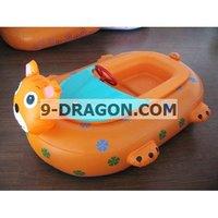 Children Electirc Inflatable battery Boat