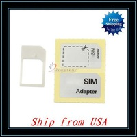 Free Shipping + 5pcs/lot Sim Adapter for iPad Ship from USA - I00231