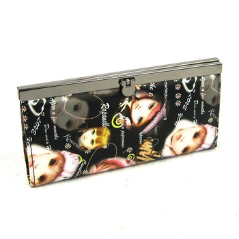 2010 NEW Ladies Fashion PU Purse  wallet  card pack card holder  GB019