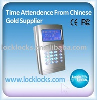 RFID Network Time Attendance and Access Control System BTS-L163
