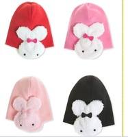 12pcs/lot-Animal style Baby cap Baby hat Christmas hats