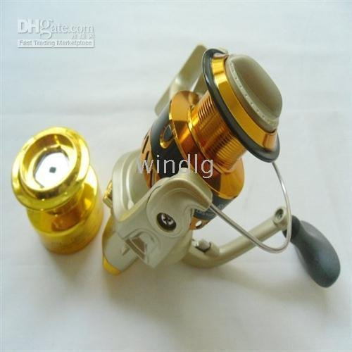 Spinning Reel HUI HUANG Redman RD4000 5BB fly sea fishing reel fishing reel daiwa fishing free shipping(China (Mainland))