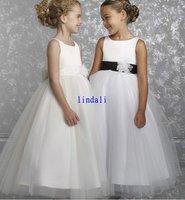 custom beautiful angel  flowergirl dress 5-12 year