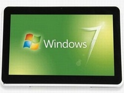 10 inch tablet pc windows 7(China (Mainland))