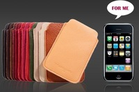 100% leather  mobile phone holder free shipping