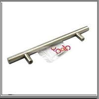 "Free Shipping From USA+Stainless Steel 8"" Kitchen Cabinet Bar Pull Handle 5Pcs/lot-J1034"