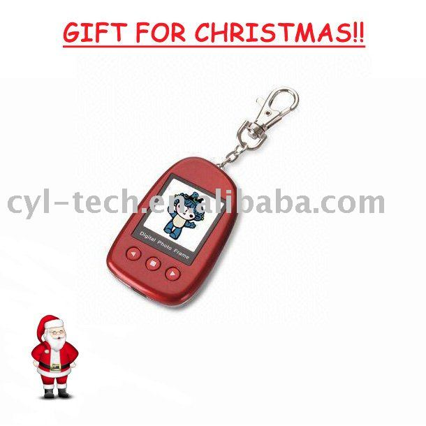 "1.5"" digital photo frame keychain(China (Mainland))"