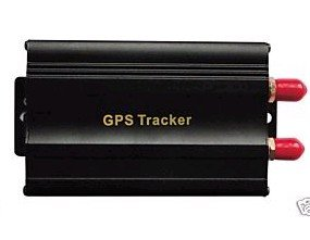 wholesale drop shipping GSM GPRS GPS Tracker for Car Auto Vehicle Car alarm free shipping(China (Mainland))