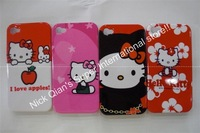 Case For Iphone 4  Hello Kitty Case Hard Case for Iphone 4G Skin Cover Protector 30pcs
