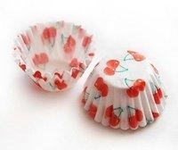 6CM MINI cake chocolater cases cupcake Cherry 14000pcs/box/lot