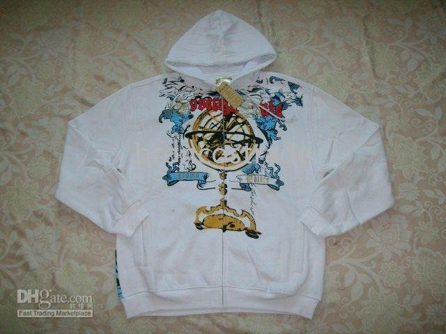 Hotsale! Hip Pop Top Brand Hoody Men's Hoodies Solid White ,Mixed Order Size: M-4XL(China (Mainland))