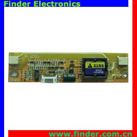 Backlight Inverter Board for 2 CCFL Lamps of LCD Panel (Small Plug)