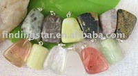 FREE SHIPPING 5 BOXES Nugget Pendants WHOLESALE M7368