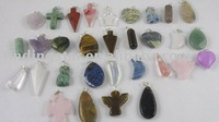 FREE SHIPPING 100 Pcs Assorted pendants M1712