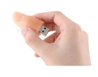 1pcs/free dropshipping  USB Finger U disk8G 8GB Flash Memory Drive U-Disk