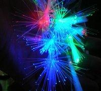 10M 100LED  FIBER OPTIC LIGHT Christmas wedding Party colour 10pcs/lot