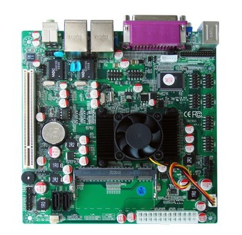 OO Ahome:Special Offer:Mini ITX BW79X62A ION GF9400+Atom N330,17*17cm, Thin Clients,POS, Car PC,Hotel Vod,Multimedia Motherboard
