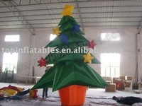 2011 Top High quality inflatable christmas tree