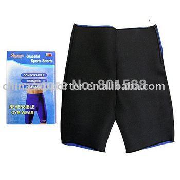 Neoprene Short  Sliming Trousers  Slimming Shorts Neoprene Slimming Short Neoprene Suit-SB098B