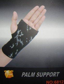 Spandex Elastic Wrist Support (4-WAY STRECHING )No.6812