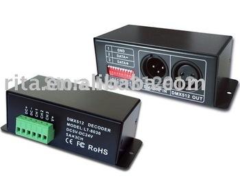 LT-8030; constant voltage DMX decoder
