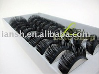 HOT! Fashion Natual Thick Fake False Eyelashes, 100 Pairs, Free Shipping!!