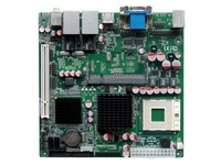 OO Ahome:Carton Mini ITX BW2S2GA Socket 479 Intel 945GM with 24bit LVDS,17*17cm Motherboards,mainboard
