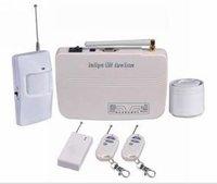 INTELLIGENT WAVECOME WIRELESS BUSINESS / HOUSE GSM ALARM SYSTEM G-DW - 8 wireless zones