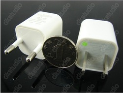 USB Power Adapter Charger for iPod Nano Shuffle Classic Touch 200pcs(China (Mainland))