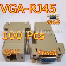 cheap vga rj45